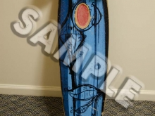 SAMPLE -- Sector 9 Longboard